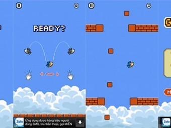 Wing Up takes inspiration from Nintendo and Flappy Bird to make... | Digital Economy | Scoop.it