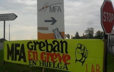 Les salariés de MFA ont repris le travail | BABinfo Pays Basque | Scoop.it