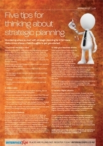 NZ Interface Magazine | Five tips for thinking about strategic planning | BYOD | Scoop.it