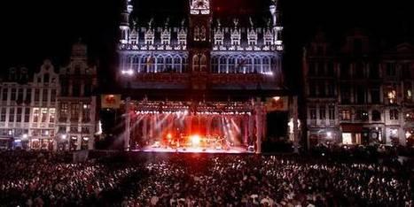 Concert de la Fédération Wallonie-Bruxelles: La Grand-place comble avec 6.000 personnes | Milieu musical en Belgique | Scoop.it