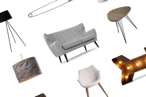 Exclusivité : 10% de réduction chez Declickdeco | Decocrush | décoration & déco | Scoop.it