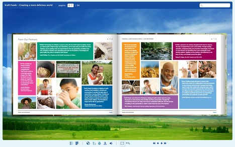 Crea le tue pubblicazioni digitali professionali con FlippingBook Publisher | Come Creare Una Rivista Digitale Online | Scoop.it