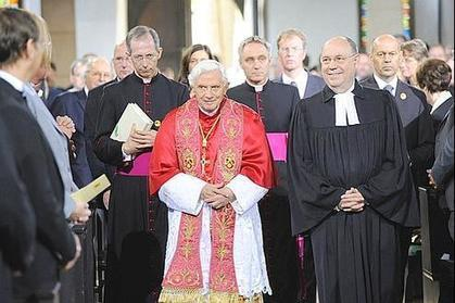 Le Pape rend hommage à Martin Luther | REF-500: Le 500e anniversaire de la Réforme | Scoop.it
