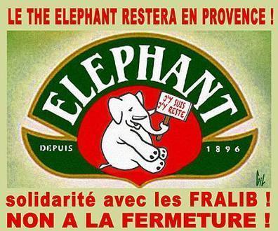 Arnaud Montebourg au chevet des salariés de Fralib. | Actualité de l'Industrie Agroalimentaire | agro-media.fr | Scoop.it