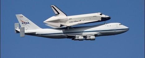Lo Shuttle Endeavour è pronto per il suo ultimo viaggio   Polvere di Stelle   Scoop.it