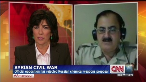 SERIAL LIARS: Assad moving chemical weapons to Iraq and Lebanon, Syria opposition General Salim Idriss claims to CNN's Amanpour | massi | Scoop.it
