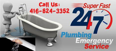24/7 Emergency Plumbers In Toronto | Toronto Plumbing Repair | Scoop.it