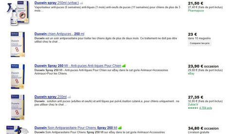 Pharmapuce propose le meilleur prix pour le duowin spray 250 ml sur google shopping   CaniCatNews-actualité   Scoop.it