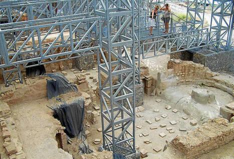 Las excavaciones arqueológicas en Labitolosa se suspenden tras ... - Heraldo de Aragon | B | Scoop.it