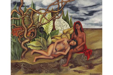 Frida Kahlo painting sells at auction for record $8 million at Christie's Latin American Art Sale | Art Daily | Kiosque du monde : Amériques | Scoop.it