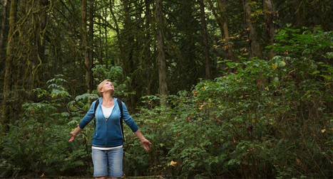 Bien-être : toutes nos astuces pour se ressourcer avec la nature | Les bons conseils de la CNM | Scoop.it