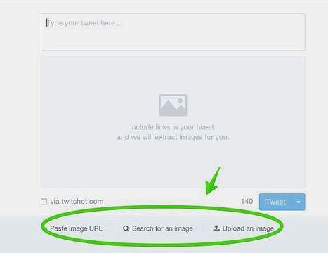 Avec TwitShot, publiez des images sur Twitter à partir d'une simple url | Social Media, etc. | Scoop.it