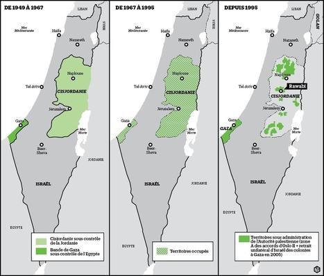 Israël à la recherche de toujours plus d'espace | Géographie : les dernières nouvelles de la toile. | Scoop.it