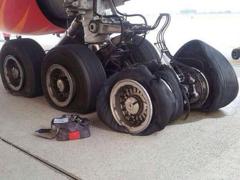Landing gear failure on Emirates A380 under investigation | Aviation Loss Log from GBJ | Scoop.it