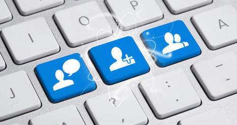 Facebook : les utilisateurs qui se désinscrivent ne se désengagent pas entièrement   L'Atelier: Disruptive innovation   j aime j ai vu jai lu   Scoop.it