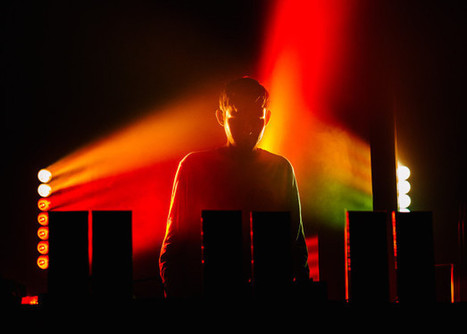 Sónar Barcelona adds Hudson Mohawke | DJing | Scoop.it