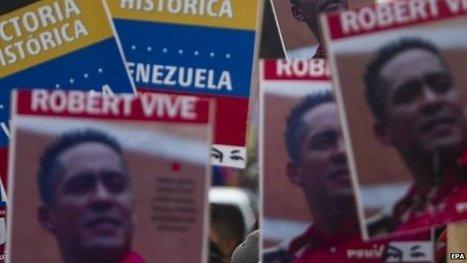 Venezuela announces police 'purge'   Prospect of Venezuelan Democratization   Scoop.it