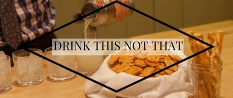 Cheesesticks :: Drink This Not That: 5 Low-calorie Versions of Your Favorite Cocktails | Gourmet Snacks | Scoop.it