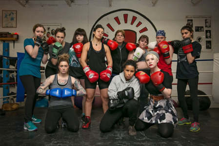Pro-Rape Meet-Up Canceled After Women's Boxing Club Threatens to Show Up | Women of The Revolution | Scoop.it