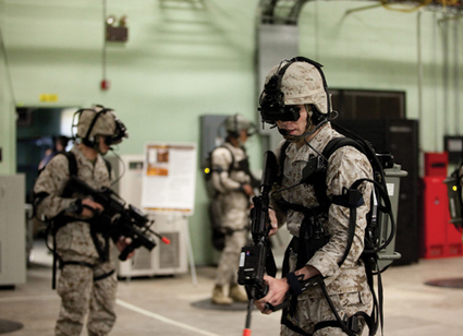 Soldiers Test Impact of Virtual Training on Live-Fire Performance - National Defense Magazine | VR & Simulations | Scoop.it