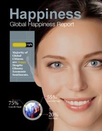 Global Happiness Report - Survey Magazine | Surveys | Scoop.it