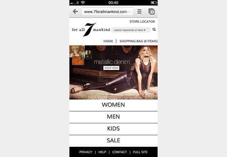 Best practices for navigation on the mobile web   Webdesigner Depot   webdesign   Scoop.it