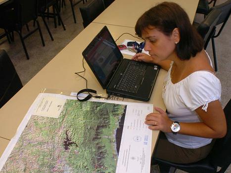 Tecnologia agiliza processo de elaboração de mapas - EXAME.com | Geoflorestas | Scoop.it