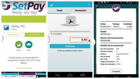 La app de SetPay, ya en Play Store de Google   SetPay TPV - Acepta pagos con tarjeta en tu punto de venta móvil   Facilitating payments for everyone at SetPay   Scoop.it