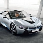 BMW's i8 Roadster wins Concept Car of the Year award   Digital Trends   MSuttonMotors   Scoop.it