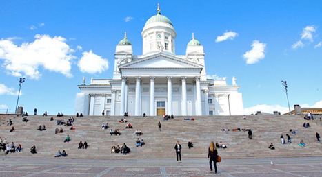 Most liveable city: Helsinki [Monocle] | Finland | Scoop.it