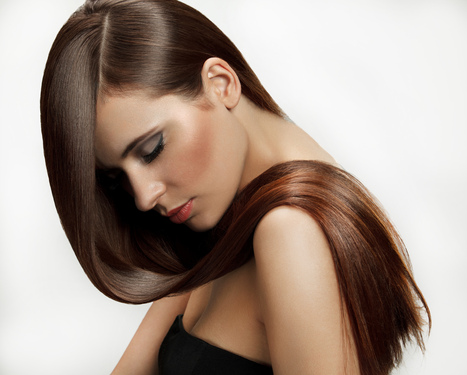 Natural Straight & Silky Hair Treatment - Artbeautyonline.com   online beauty products   Scoop.it