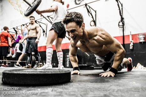 CrossFit Guide: Think Inside The Box | Lifestyle Nutrition | Scoop.it