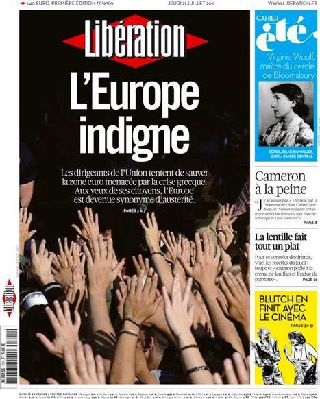 revue2presse.fr - La Une du quotidien Libération | L'information media sur internet | Scoop.it