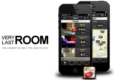 VeryLastRoom looks to more users and hotels after funding windfall | E-Tourisme Mobile | Scoop.it