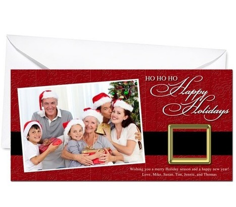 Nicholas Holiday Card Template - Celebration Templates | Ready Made Celebration Templates | Scoop.it