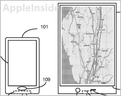 Apple patent allows smartphones to swap location data with an 'accessory device' | Digital-News on Scoop.it today | Scoop.it