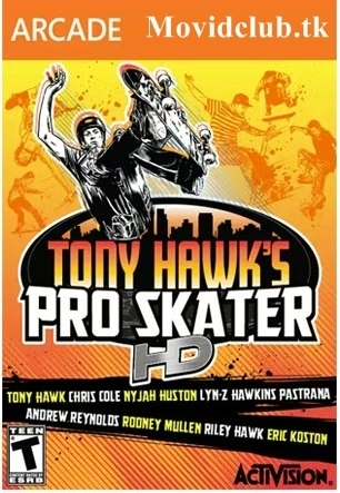 MOVID CLUB: TONY HAWK'S PRO SKATOR HD [ 1.2 GB COMPRESSED ] DIRECT LINK | PC GAMES free | Scoop.it