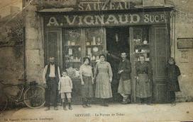 Lulu Sorcière Archive: L'épicerie de Savigné - Echo à la Pissarderie - Photos - Geneatheme | Auprès de nos Racines - Généalogie | Scoop.it