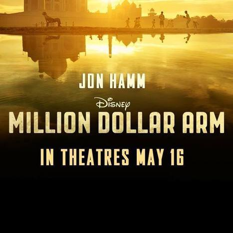 "NEW Million Dollar Arm Clip ""They Need To See You Care"" and Featurette #MillionDollarArm - FSM Blogs 
