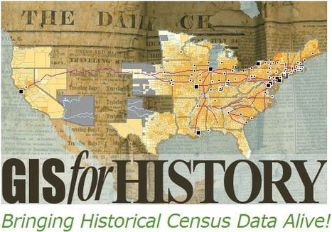 GIS for History | Innovative Teaching-Great Learning | Scoop.it