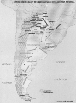 Historia: Aborigenes de Argentina | aborígenes argentinos | Scoop.it