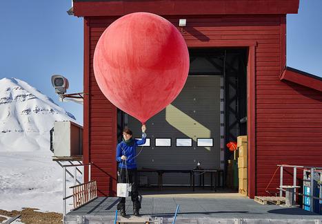 Aux confins du pôle Nord, Spitzberg, sentinelle du réchauffement climatique | Education environnement | Scoop.it