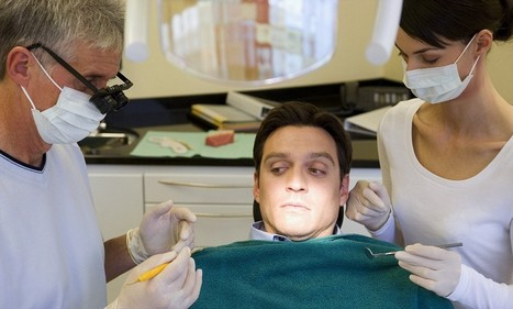 Japanese study reveals fear of the dentist may be linked to sound | Kickin' Kickers | Scoop.it