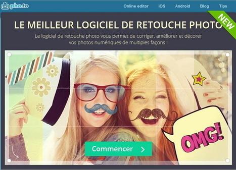 Une trousse à outils photo en ligne, pho.to | Les Infos de Ballajack | Retouches et effets photos en ligne | Scoop.it