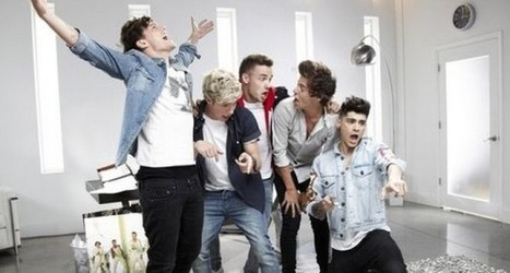 One Direction bat le record avec «Best Song Ever» | News People | Scoop.it
