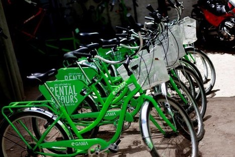 Chile: La bicicleta verde | La apuesta del verano por un turismo sustentable | Infraestructura Sostenible | Scoop.it