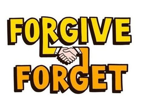 Forgiving and Forgetting | Crystal Wind™ | Scoop.it