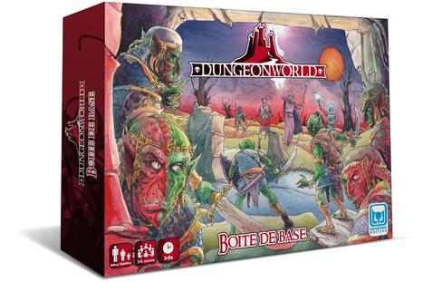 Dungeon World VF, en souscription | Jeux de Rôle | Scoop.it