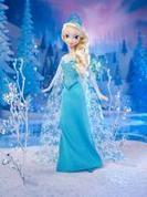 Disney Frozen Sparkle Princess Elsa Doll   Toysstore   Scoop.it