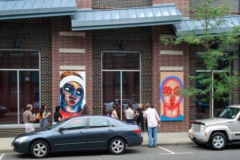 Turning heads in Red Bank, New Jersey | Art contemporain et culture | Scoop.it